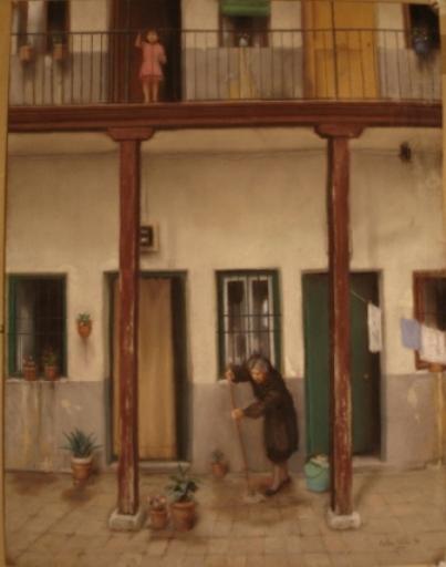 Corrala (1990) - Perfecto Mateo de la Fuente - Mateo Tito