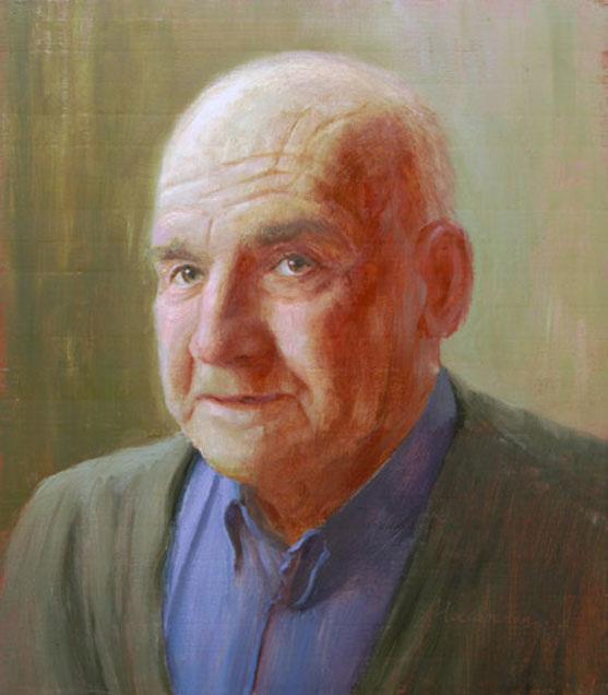 El abuelo (2011) - Macarena Garví