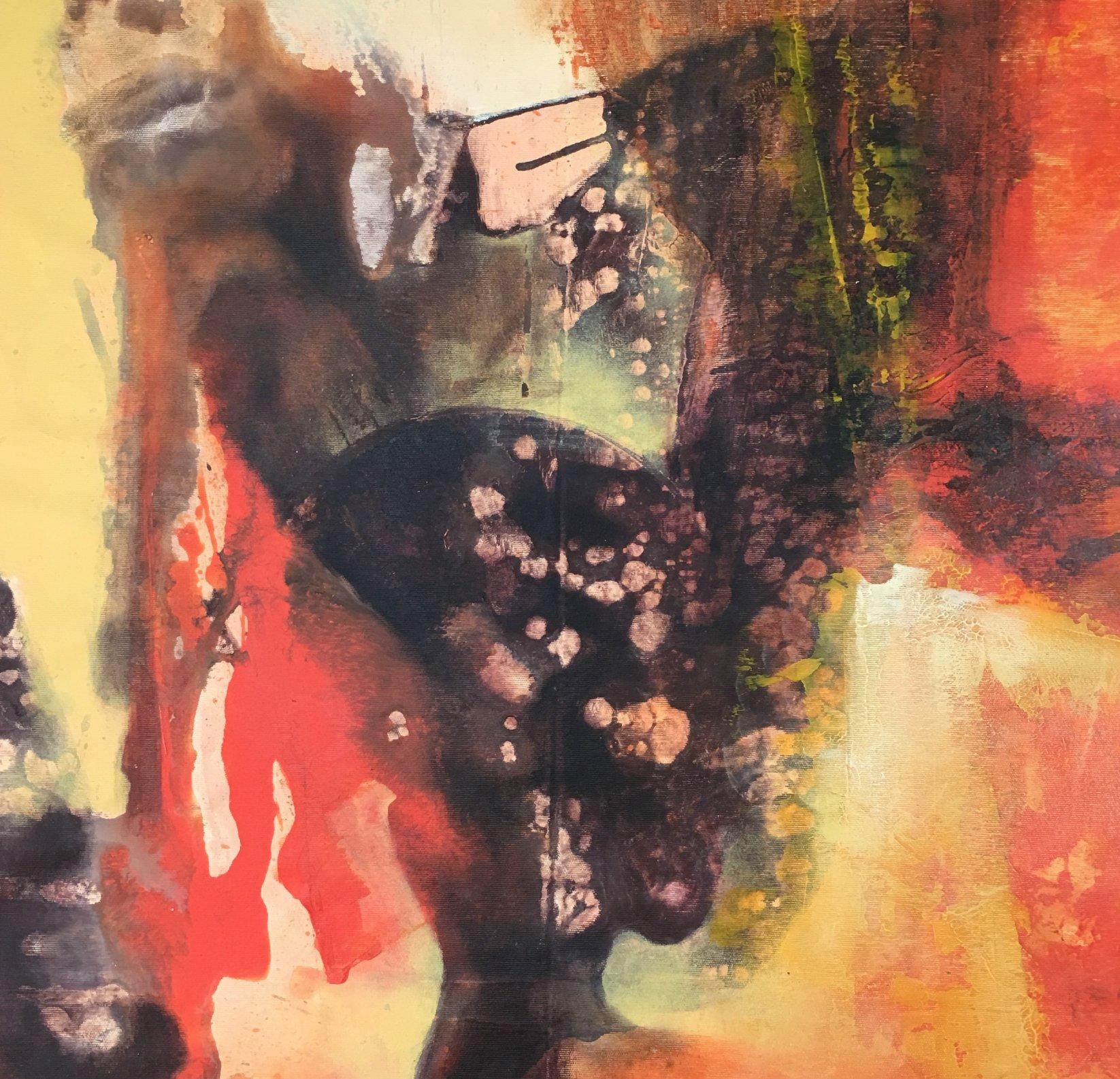 """SENTIDO APARENTE "" SIN TITULO (2018) - Raylven Friman"