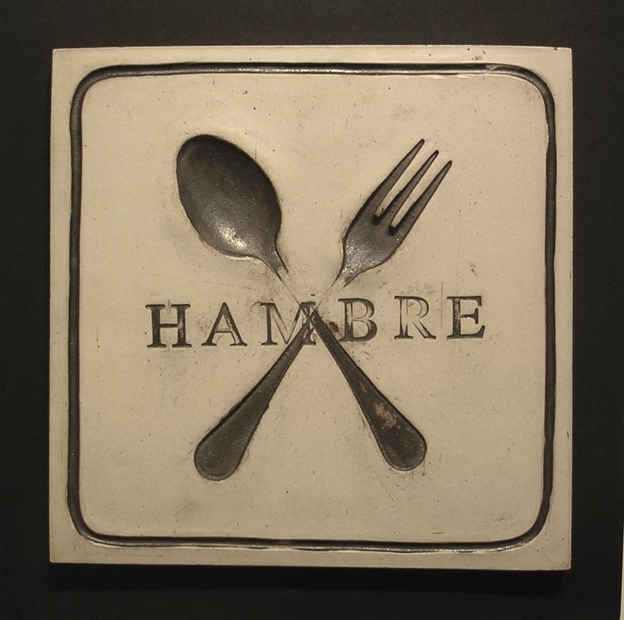 Hambre (2005) - Miguel Ángel Gil Andaluz