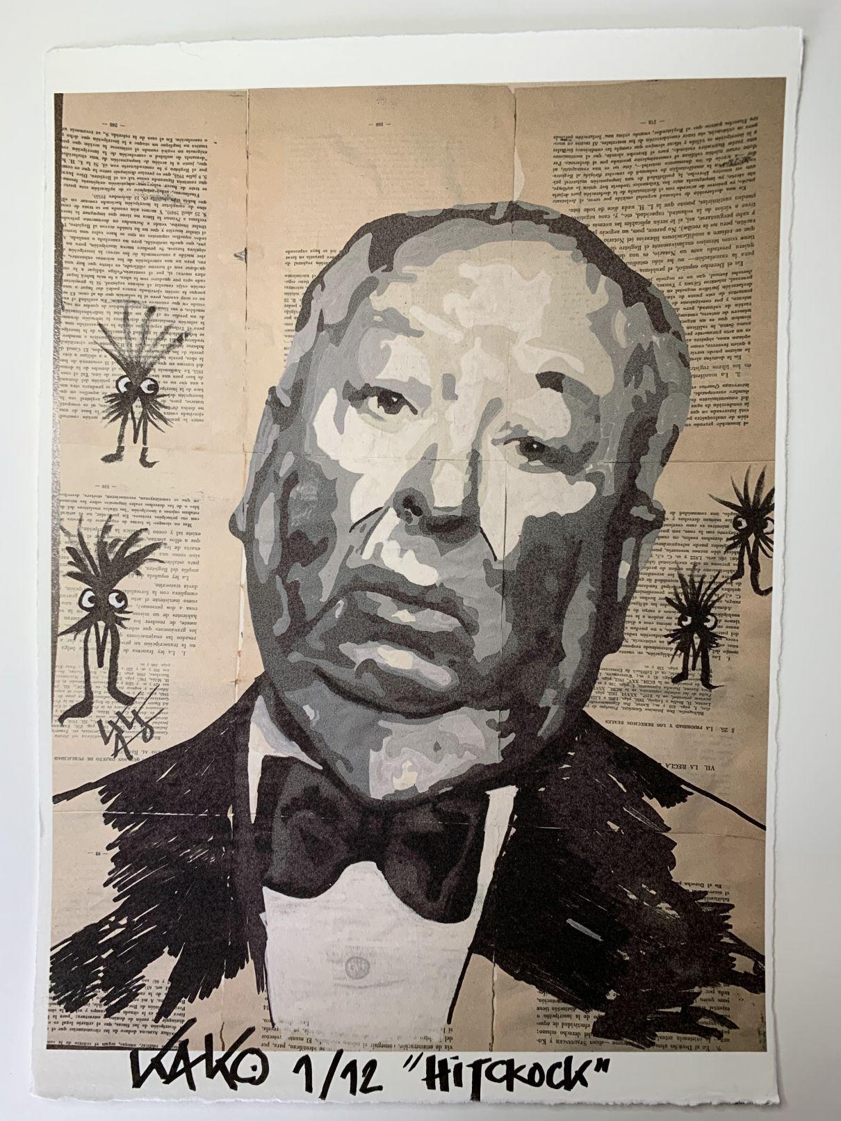 Alfred (2020) - Kako Street Art