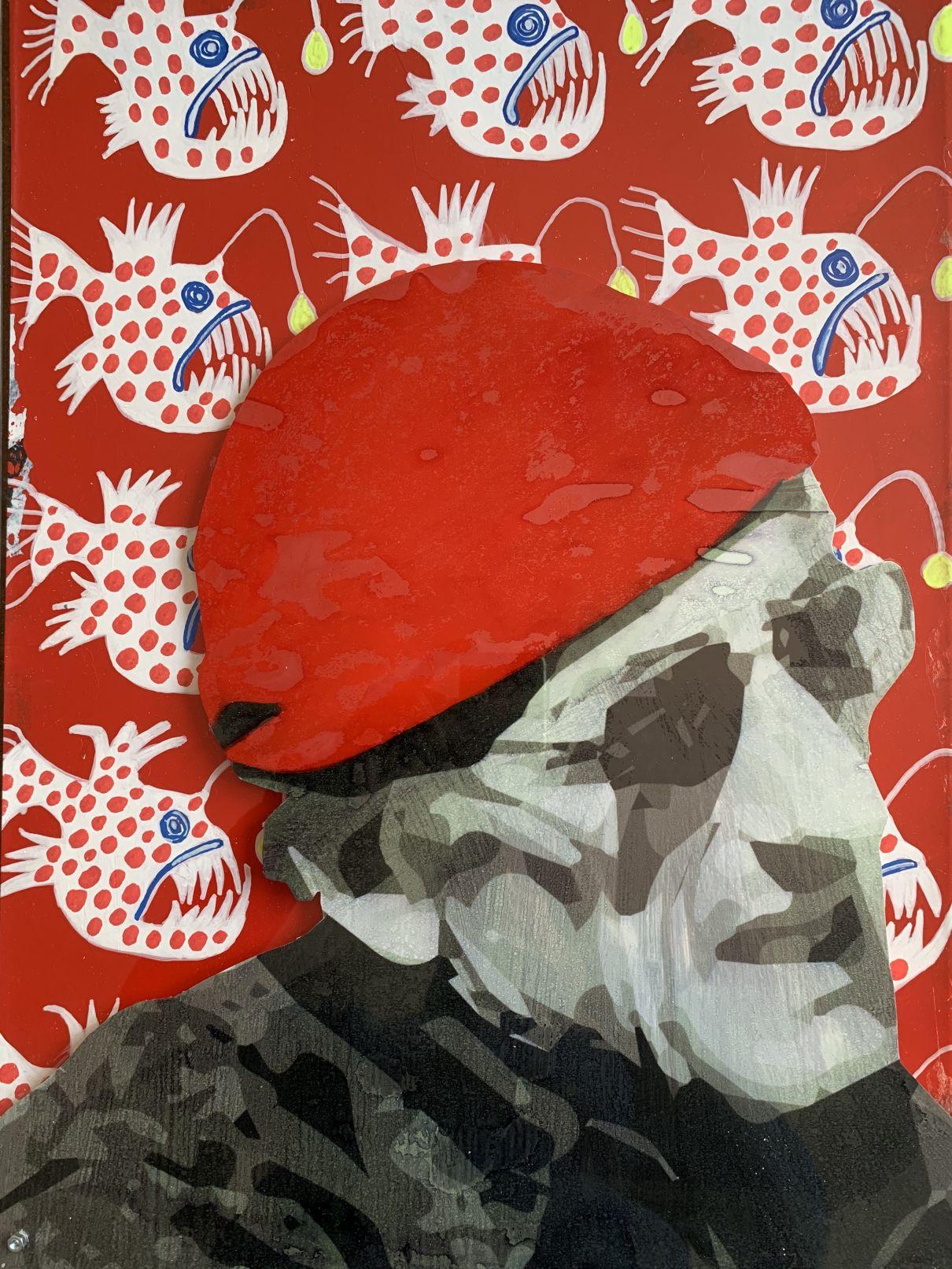 Save the Oceans (2020) - Kako Street Art