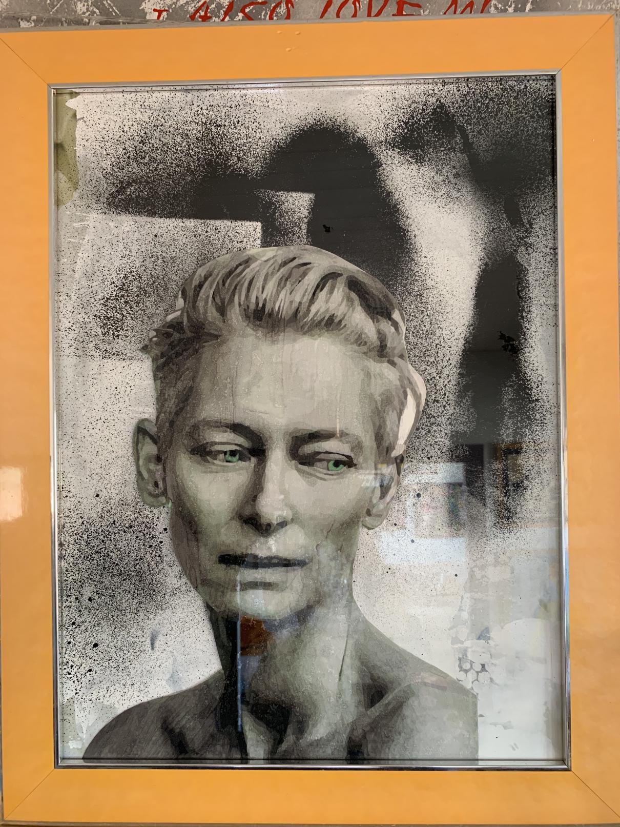 Belleza simple (2020) - Kako Street Art