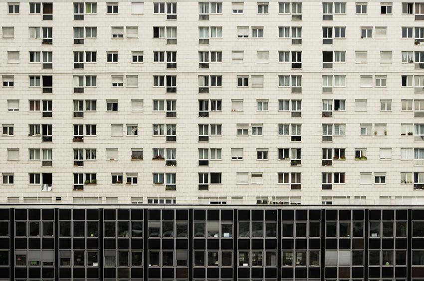 Banlieue II. Banlieue (2015) - César Lacalle