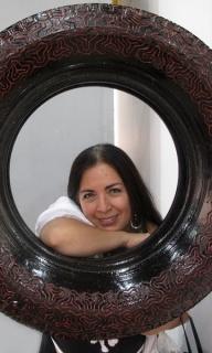 Fotografía extraída de su web. Cortesía de Betsabeé Romero