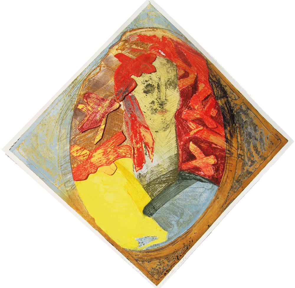 Menina en el espejo (2002) - Cristina Santander