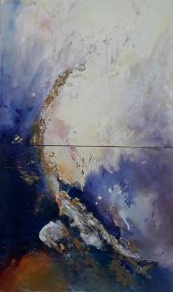 Cosmos 200x 120 cm.
