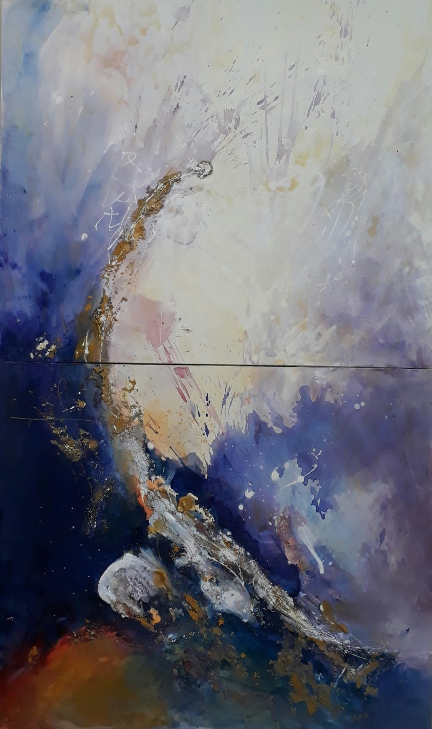 Cosmos (2017) - Ivelina Ivanova Ivanova - Ivelina IvanovArt