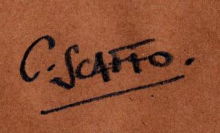 C. Scaffo, Firma
