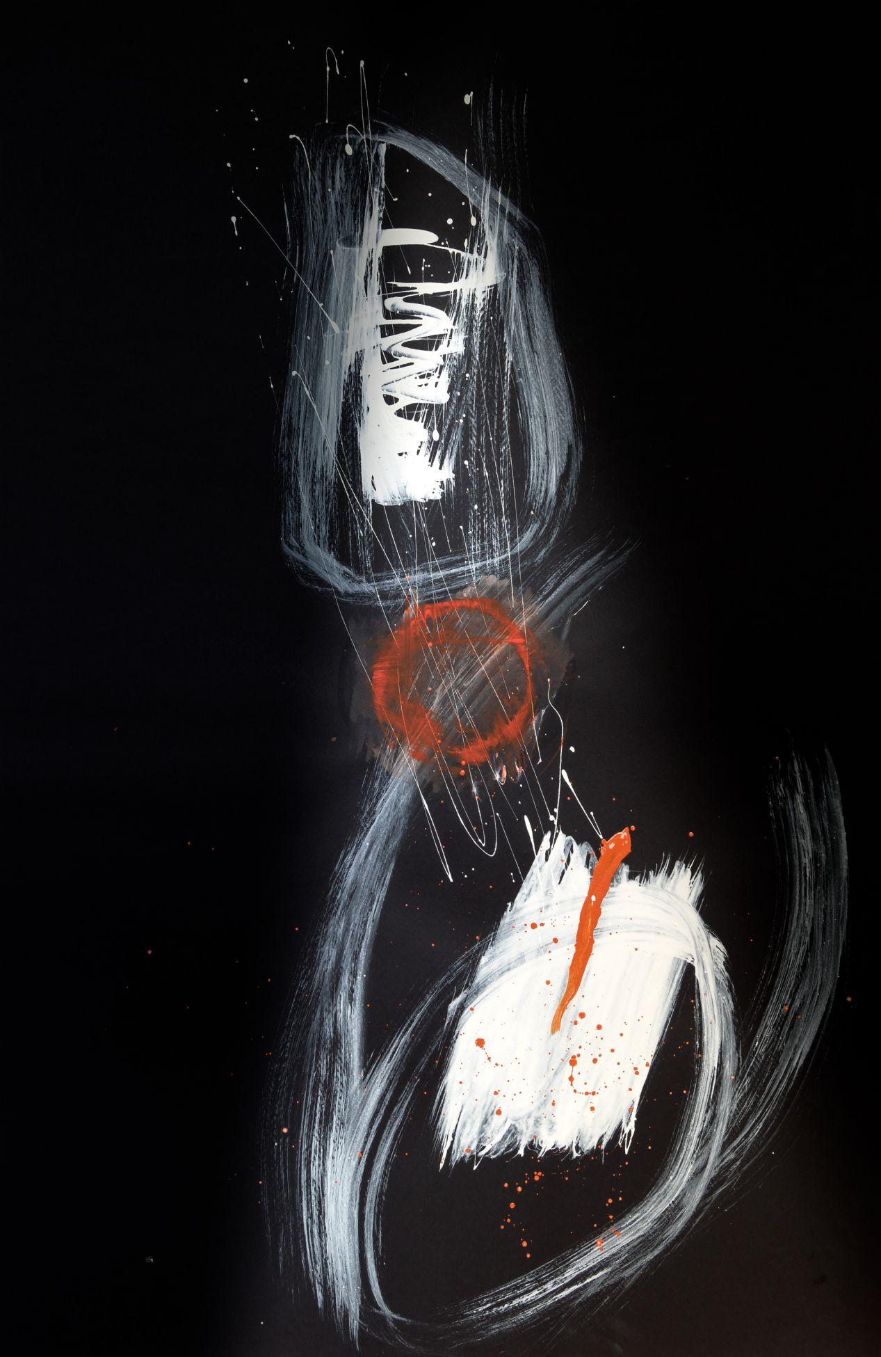DARKNESS III (2018) - Isabel Ruiz Perdiguero