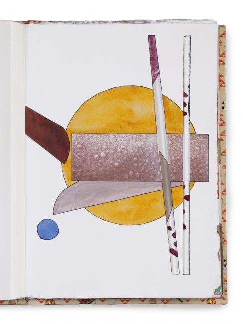 Sangre, Sudor y Lágrimas (Sudor) - Libro de artista