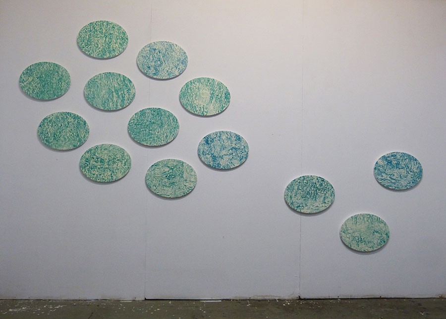 Un estanque o trece (2017) - Ángela Nordenstedt