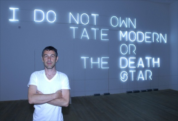 Pierre Huyghe, 2006. Photo: Andrew Dunkley.