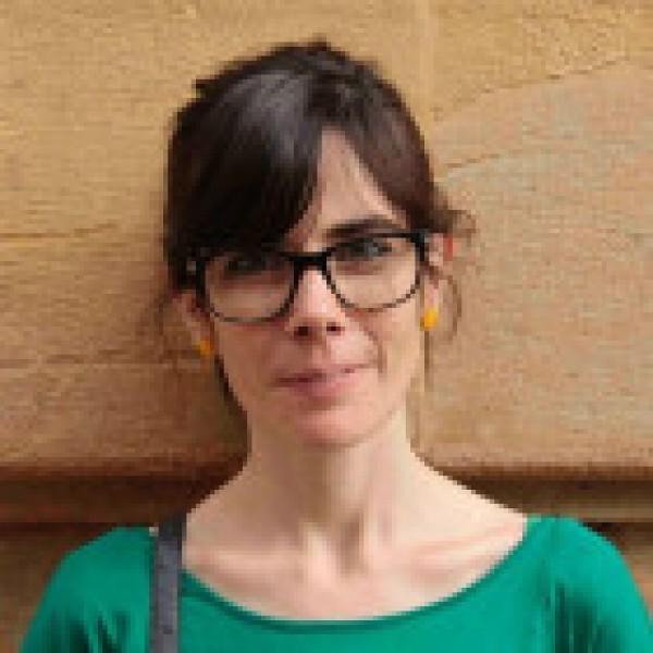 Luísa Santos. Cortesía Bienal de Coimbra