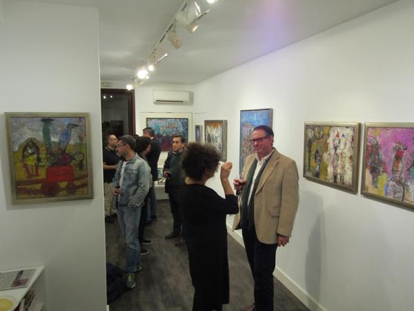 Exposición Viaje Interior