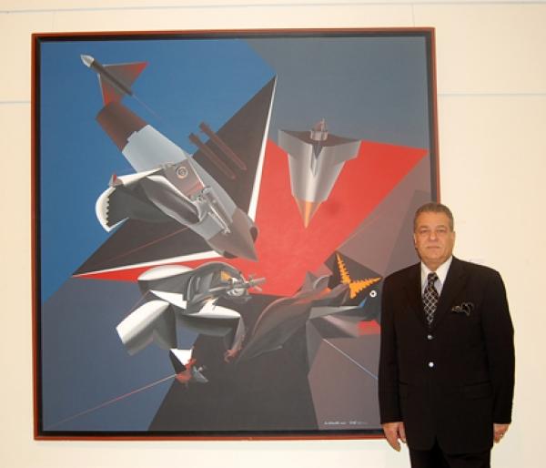 Exposición Ahmed Nawar