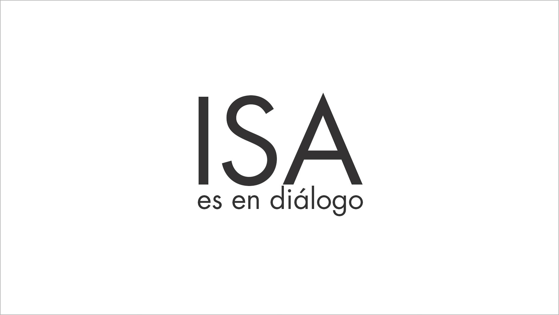 ISA ES EN DIÁLOGO (2017) - Alfonso Legaz