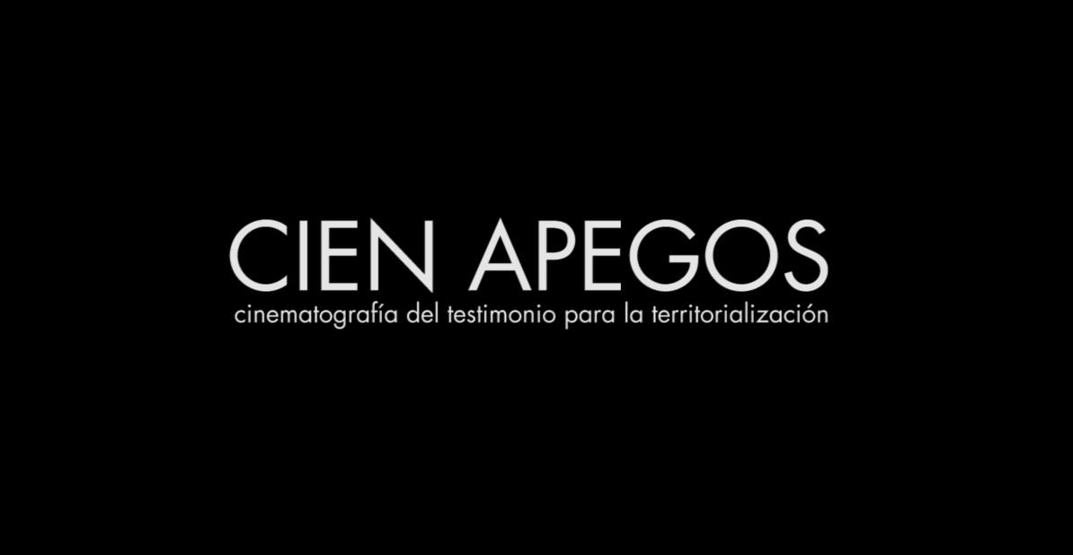 CIEN APEGOS (cine expandido) (2015) - Alfonso Legaz