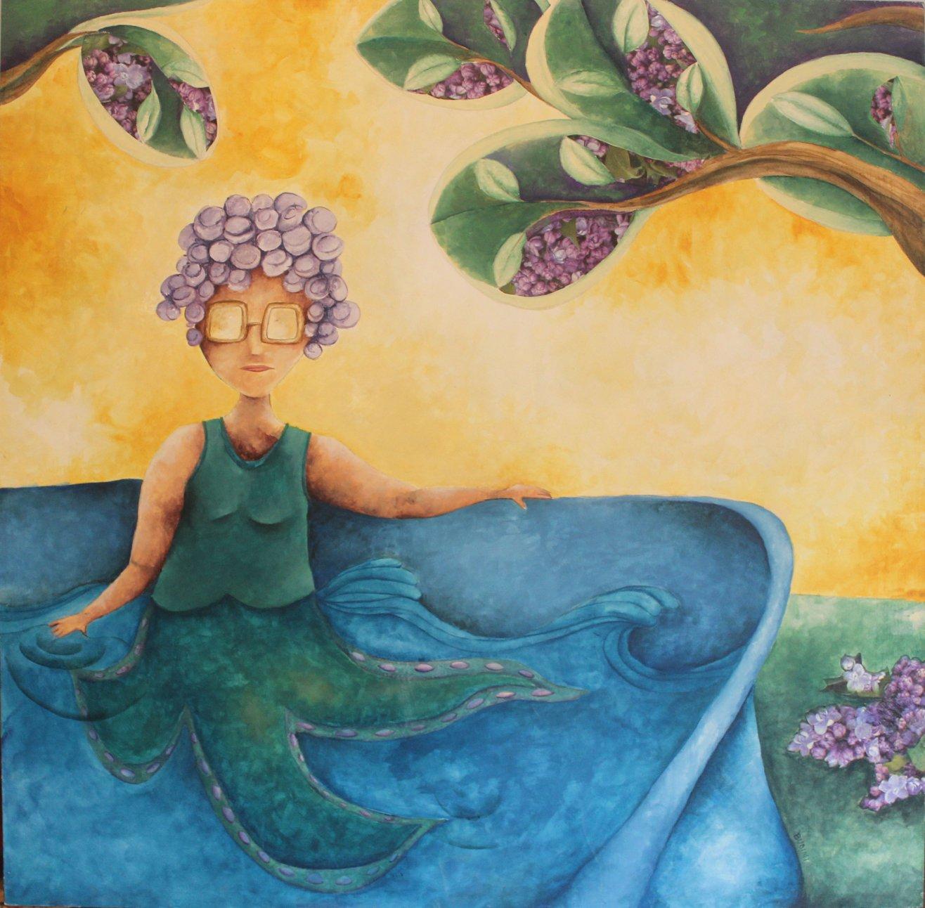 Abuela pulpo (2015) - Paula Budini