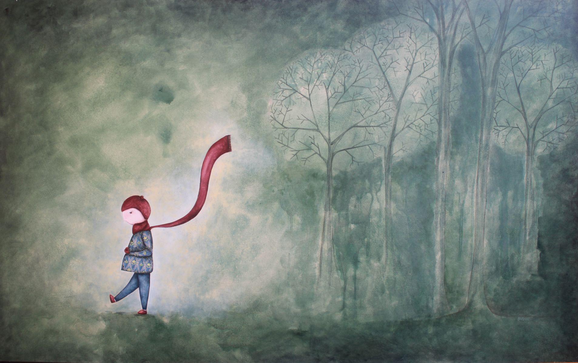 Dejarlo ir (2016) - Paula Budini