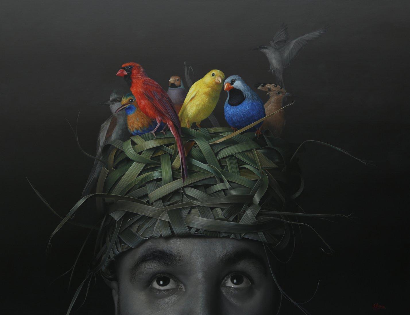 Voces Coloridas (2017) - Alexandre Monntoya