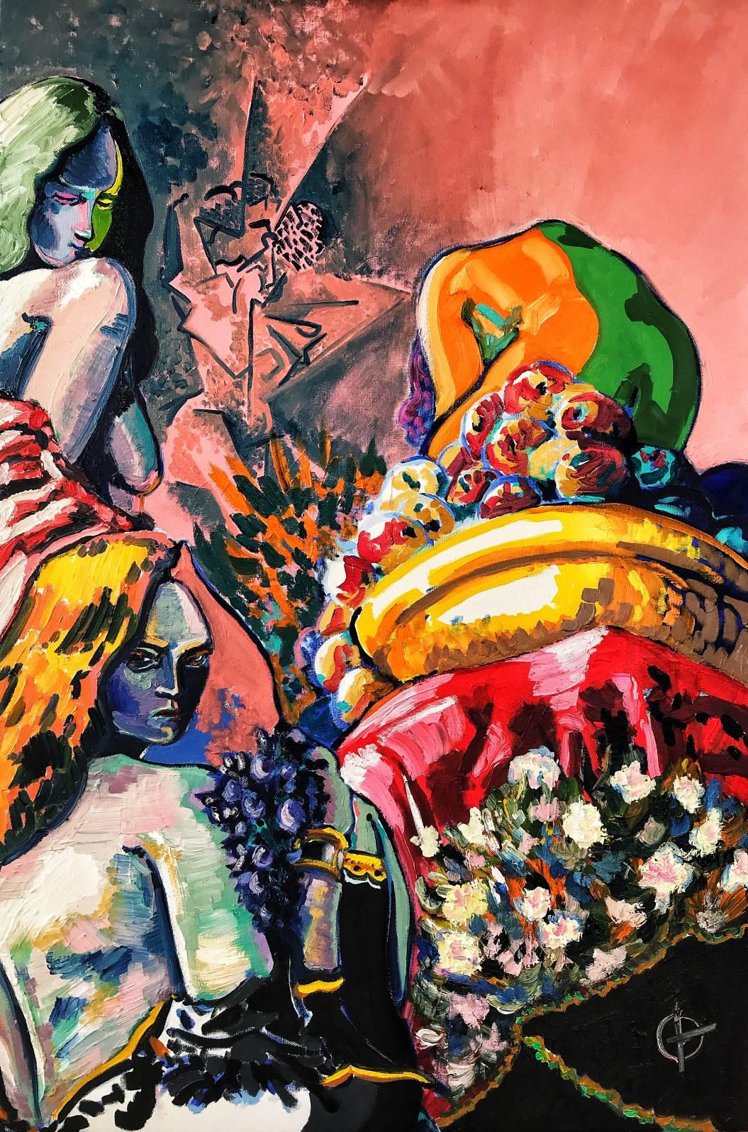 Fruits of Temptation (2018) - Christian Aguilar