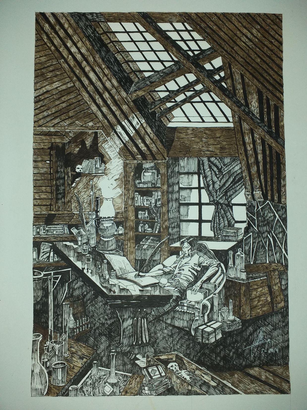 Despacho de Victor Frankenstein