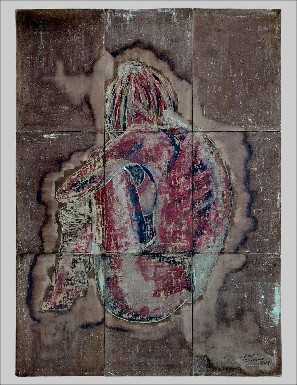 Del amor: Sus demonios (2021) - Erich González Triana - Triana Art
