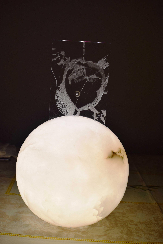 Soñar en una atmosfera blanca (2019) - José Luis Alvarez Vélez