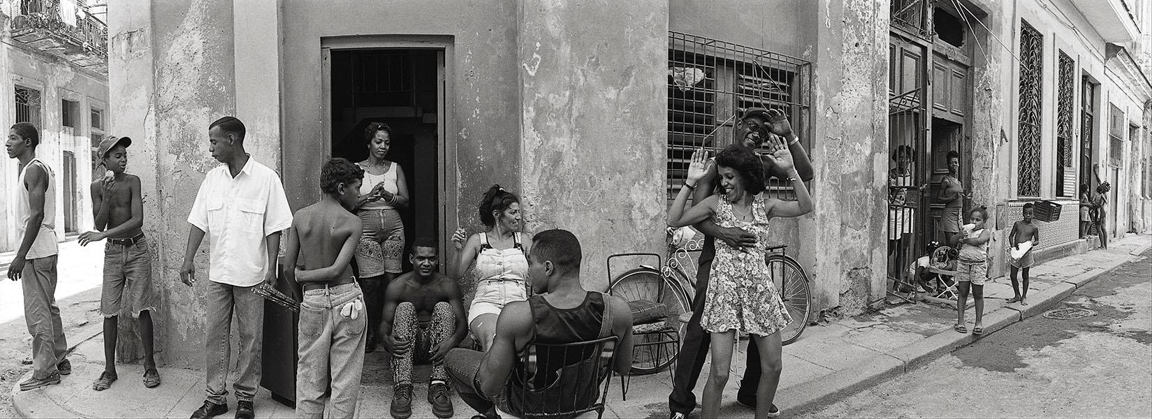 Centro Habana, Cuba. (1999) - Juan Miguel Alba Molina