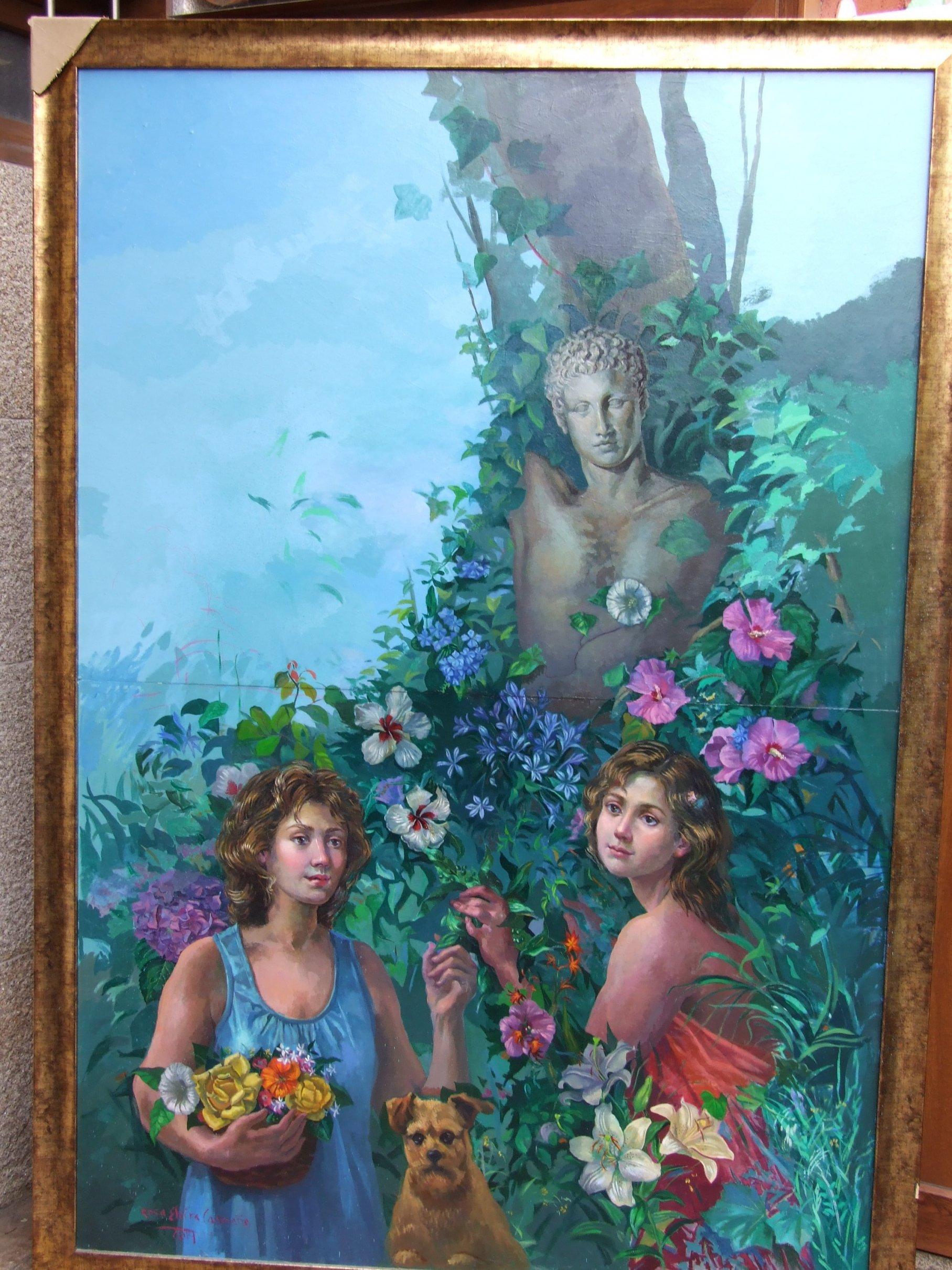 A Hermes, Señor de los caminos (2016) - Rosa Elvira Caamaño