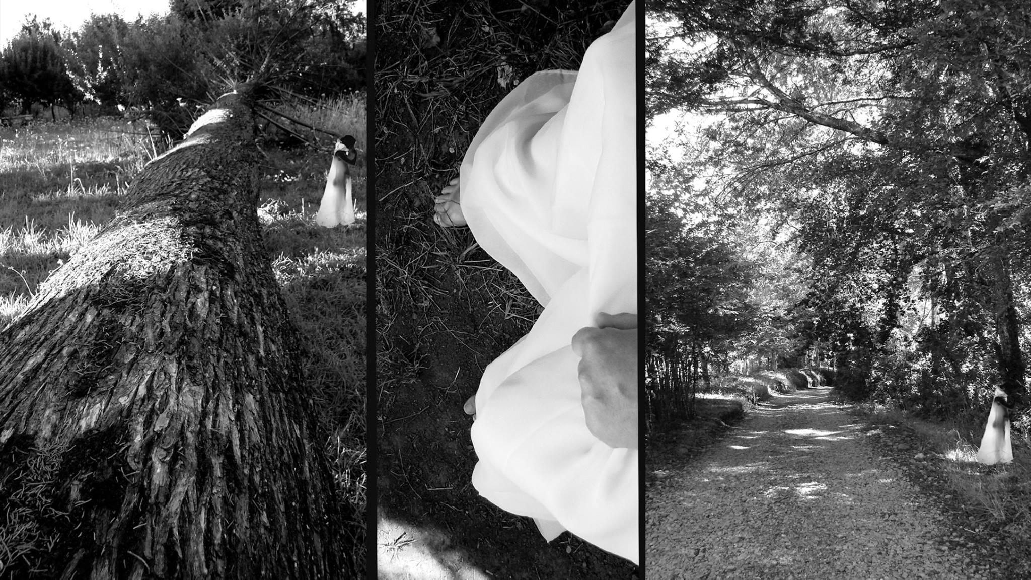 El Cuerpo del Deseo. Foto Collage (2014) - Marisol Frugone