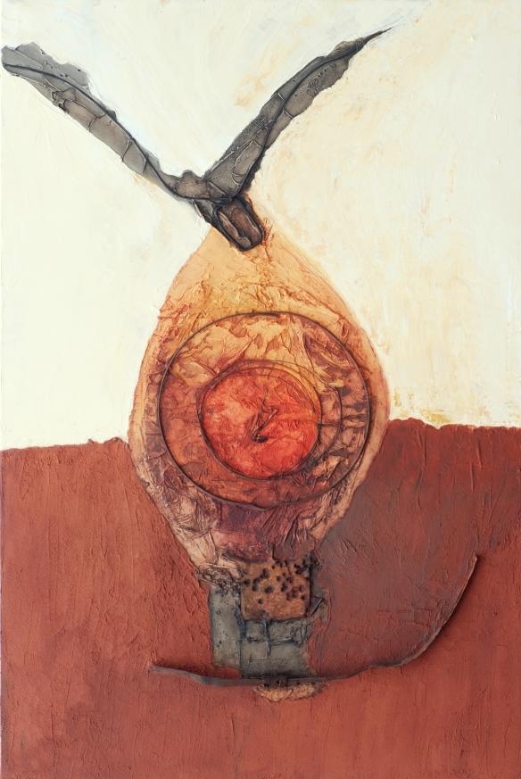 Composición 17 Libertad (2014) - Lisette Dijksterhuis