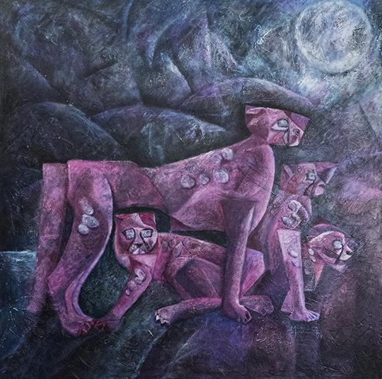AZUL (2013) - Susana Mendoza Díaz