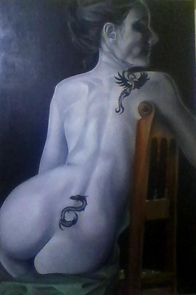 Desnudo (2016) - Graciela Pastorino