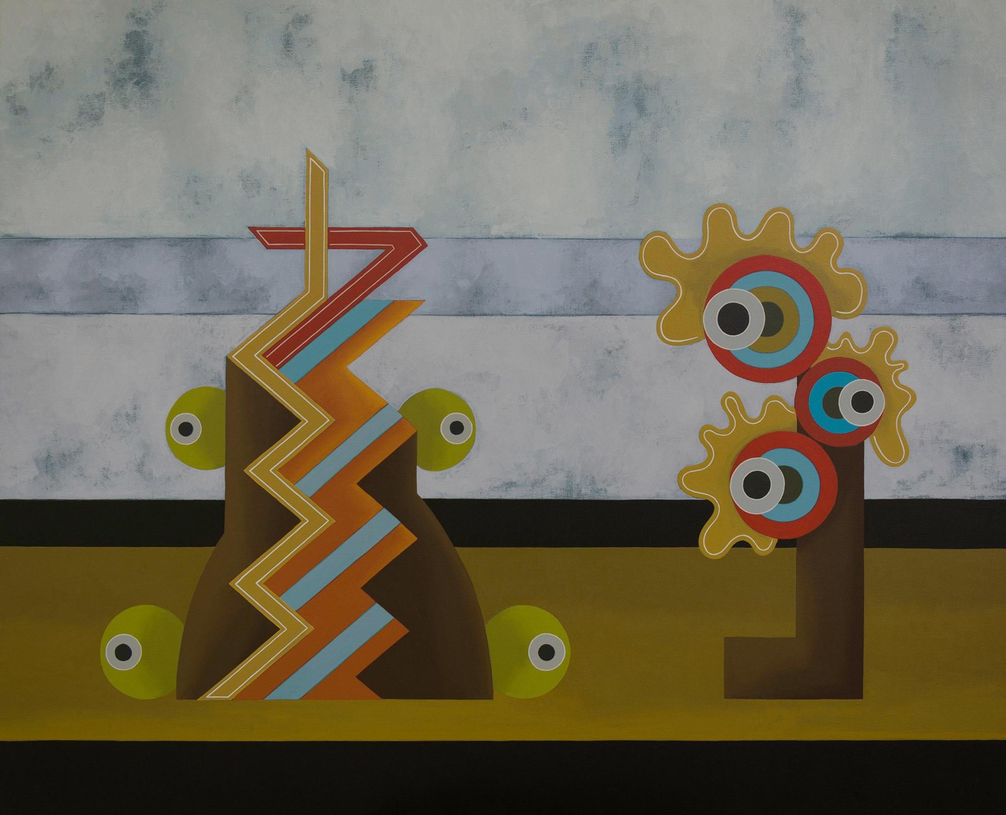 El llanto y los futos (2013) - Enrique Rodriguez Garcia - Guzpeña
