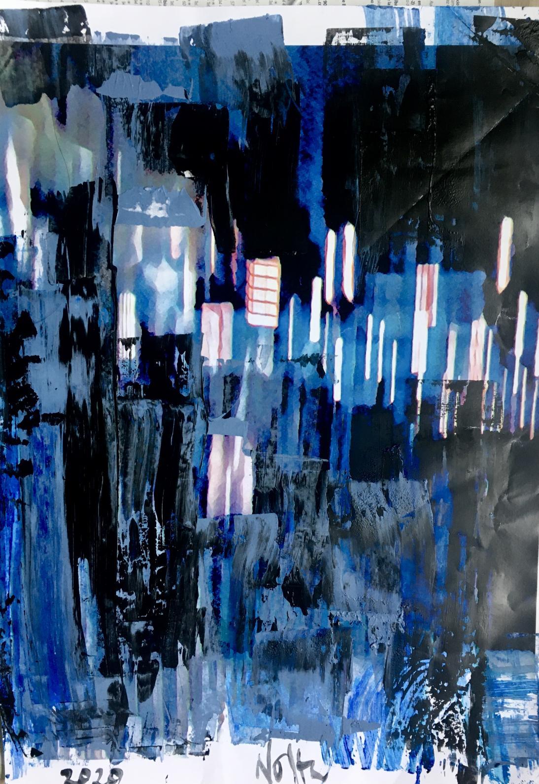 Balcones a las 20h (2020) - Erika Nolte