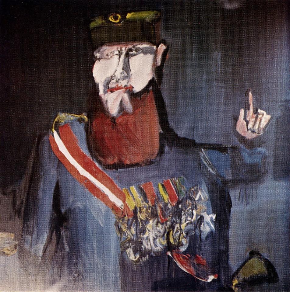 Serie Generales del ejército (1970) - Eduardo Roldán