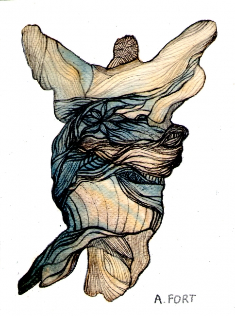 El ángel de los tintes