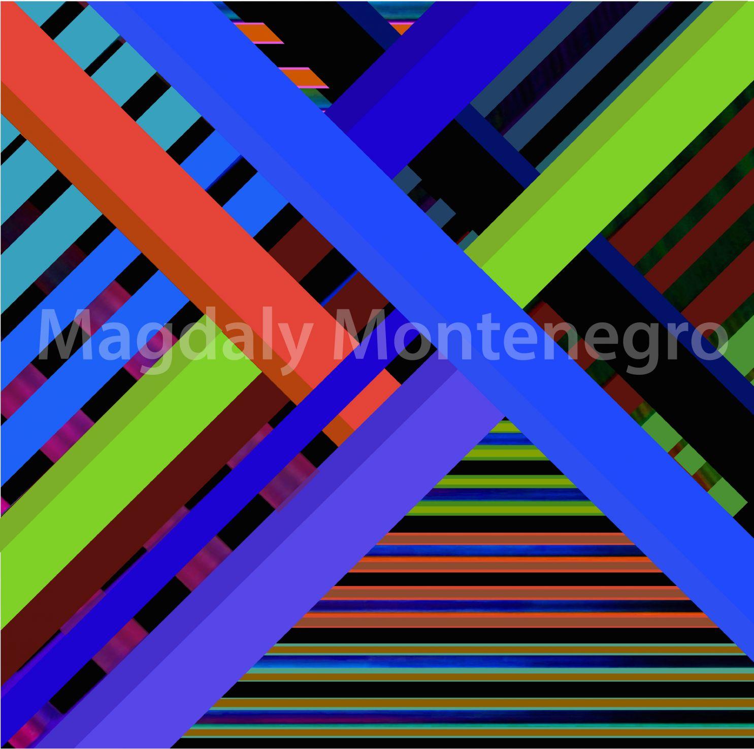 Diagonals 2 (2018) - Magdaly Montenegro