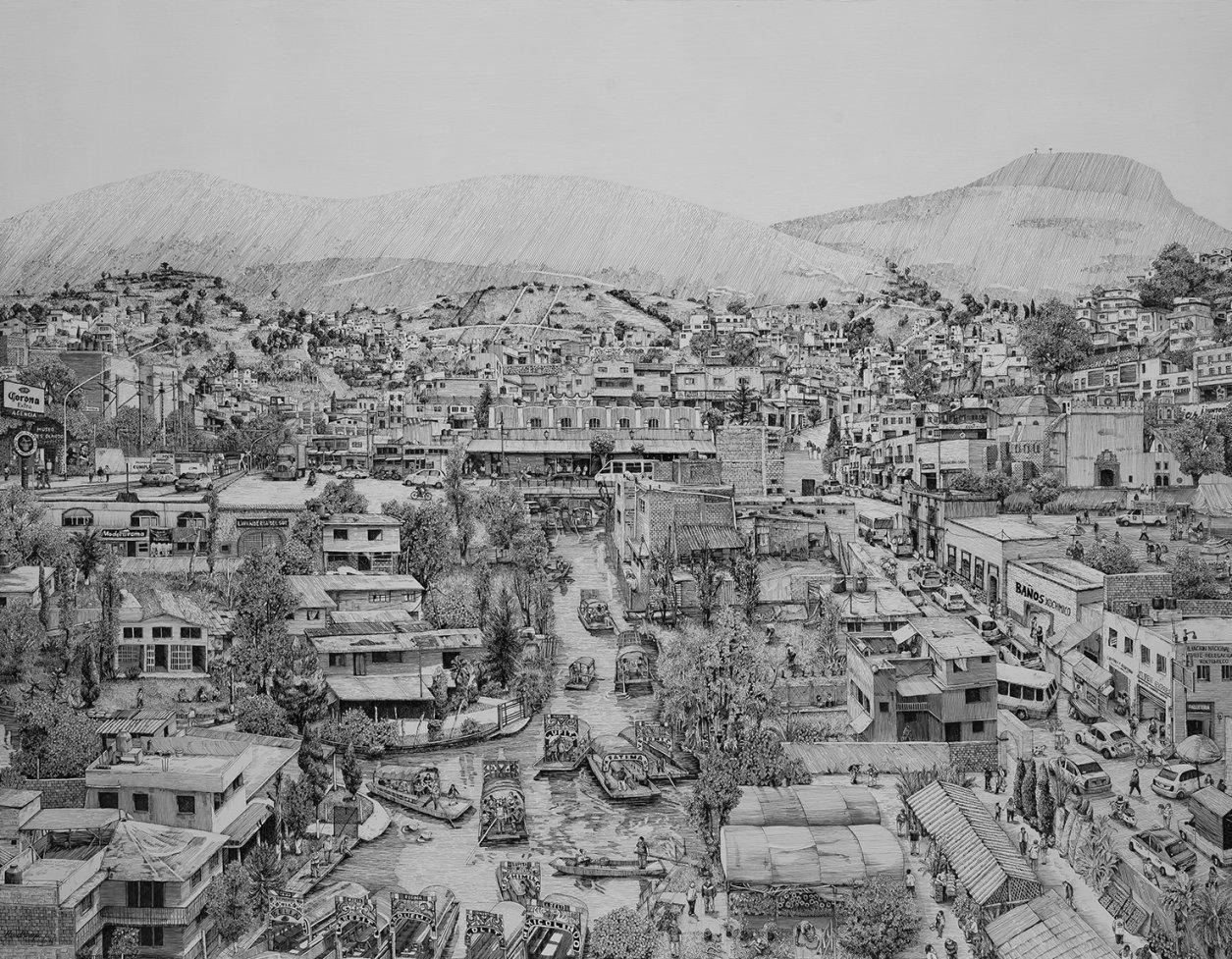 Xochimilco (2018) - Alina Muressan