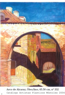 Arco de Alcaraz, 2000, de Paulino L Tardón