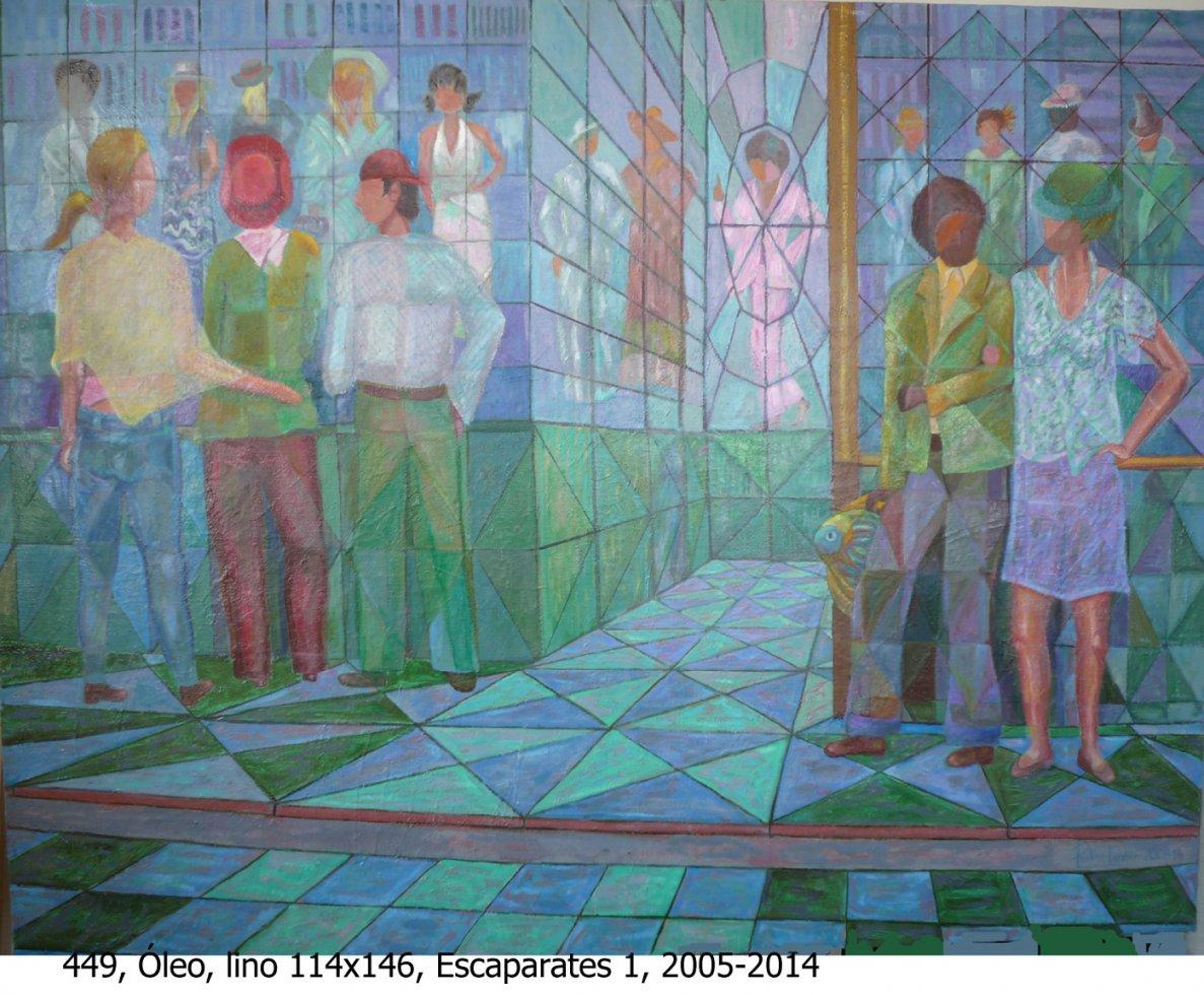 Escaparates 1 (2005) - Paulino Lorenzo Tardón - Paulino L Tardón