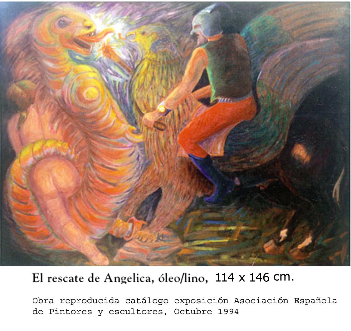 El rescate de Angélica (1992) - Paulino Lorenzo Tardón - Paulino L Tardón