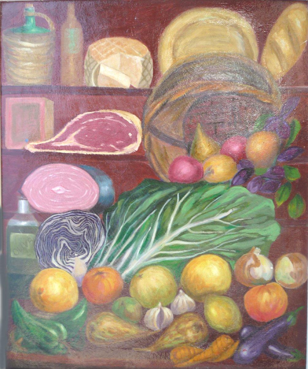 La dieta mediterránea (2014) - Paulino Lorenzo Tardón - Paulino L Tardón