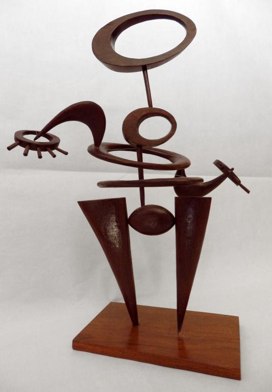 Bailarina (1998) - Mária Navarro - MN Handcrafts