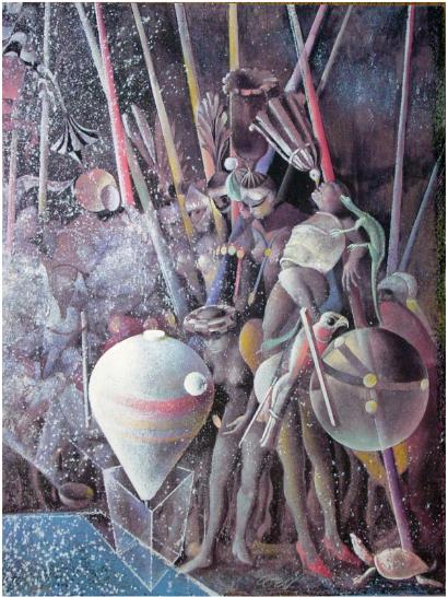 Develan el misterio (1984) - Arnaldo Coen