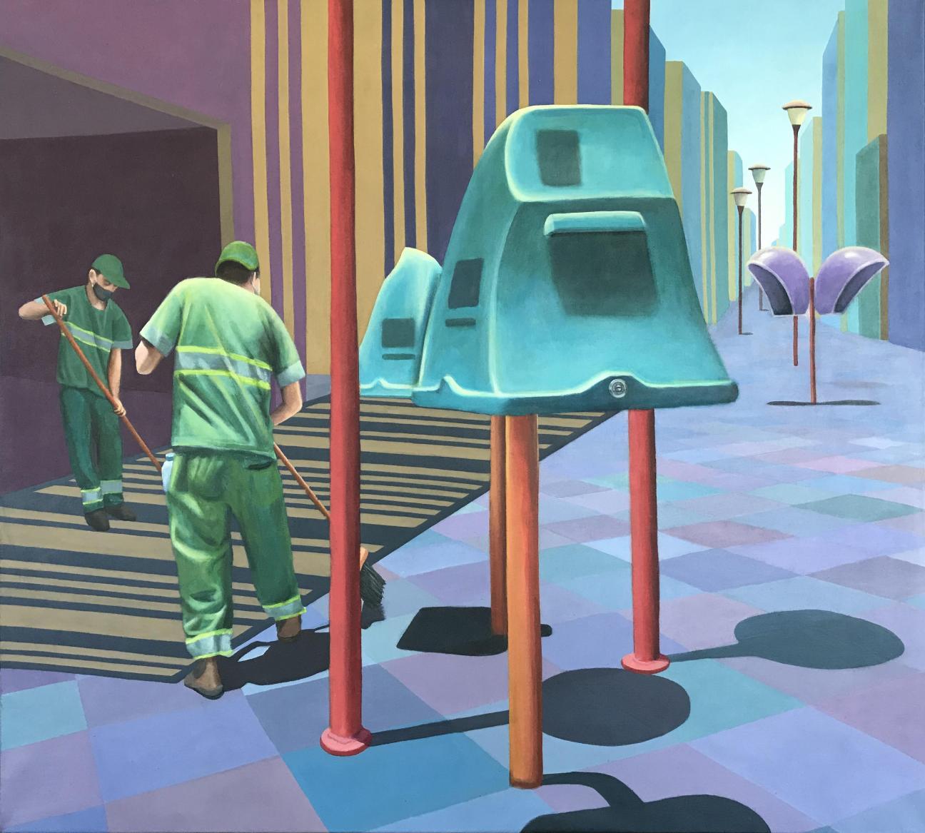 Aislamiento social (2020) - Michele Martines