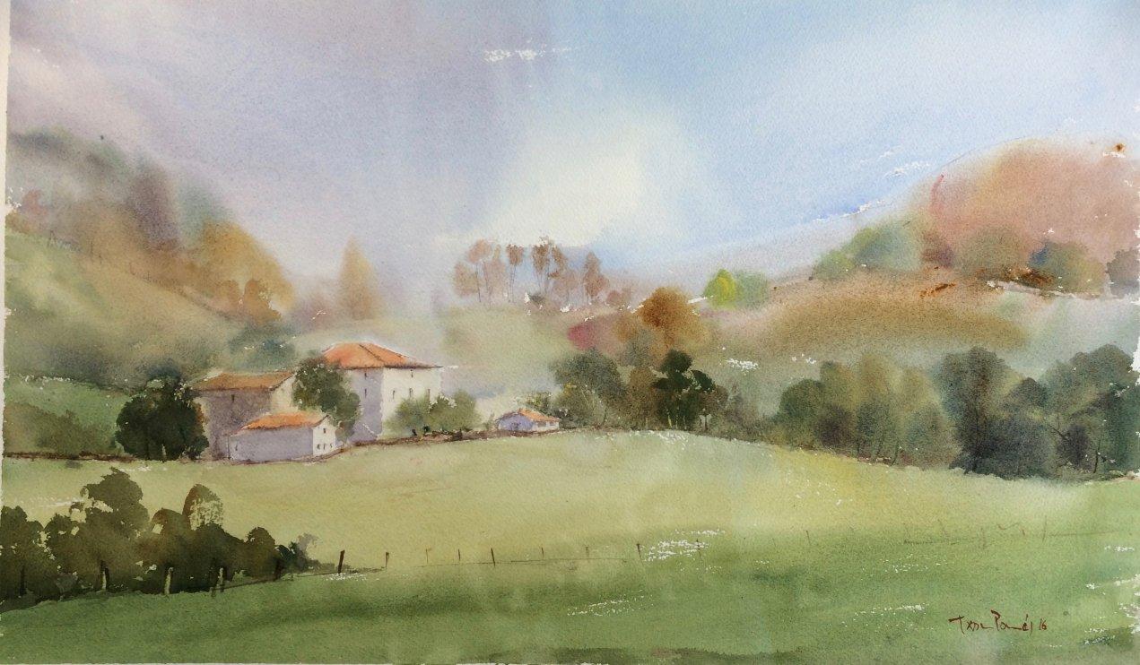 Despues de la niebla. Lekaroz. Baztán (2017) - Txon Pomés