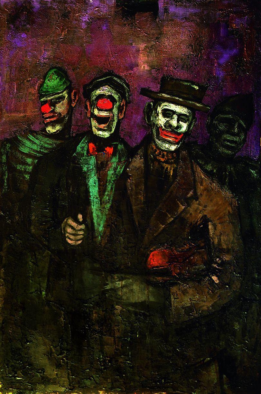 Payasos (1960) - Juan Francés Gandía - Juan Francés
